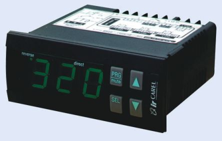 IR32W00000 | Carel On/Off Temperature Controller, 75 x 33mm, NTC ...
