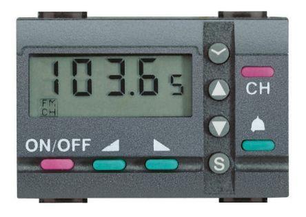 L4442 termostato bticino l4442 bticino for Cronotermostato bticino living