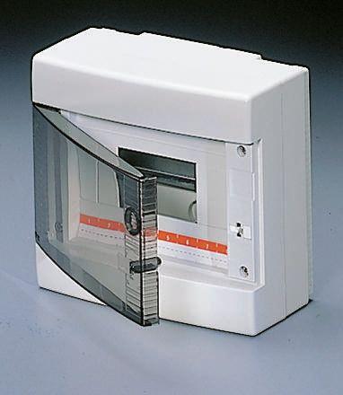 Gw40023 contenitore a parete gewiss ip40 grigio gw - Convettori elettrici da parete ...