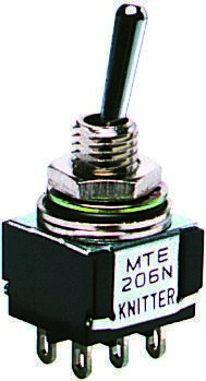 mte206p toggle switch dpdt on off on 6 a 125 v ac 6 a 6 v dc toggle switch dpdt on off on 6 a 125 v ac