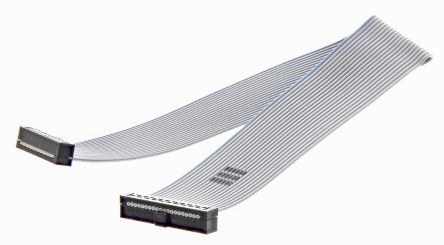 Tcsd 10 D 08 00 01 N Flat Ribbon Cable Assembly 200mm
