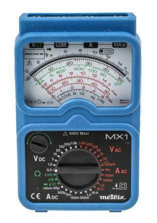 Metrix multimeter