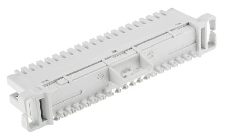 20 Way Connector u0026 Terminal Block Crimp ...  sc 1 st  RS Components : wiring terminal blocks - yogabreezes.com