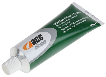 Acc Silicones Silicone Grease M494 50 g Tube 20 → 60000cSt