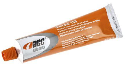 158 sellante de silicona acc silicones silcoset 158 - Silicona altas temperaturas ...