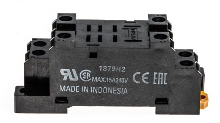 F0329884 03 ptf08a e relay socket for use with various series 240v ac omron omron ptf08a e wiring diagrams at fashall.co