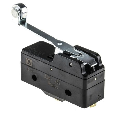 Bz 2rw82 A2 Spdt No Nc Roller Lever Microswitch 15 A