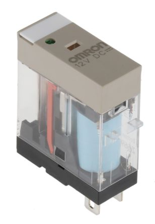 G2r 1 Sn 12dc S Spdt Plug In Power Relay 10a 12vdc Coil
