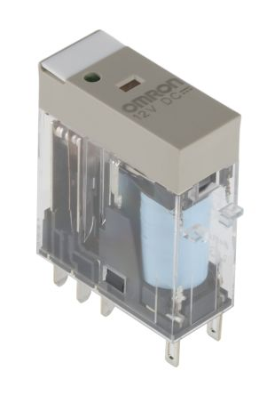 G2r 2 Sn 12dc S Dpdt Plug In Power Relay 5a 12vdc Coil