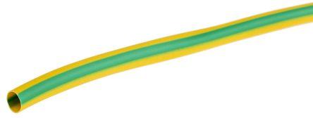 rs pro pvc schutzschlauch gr n gelb f r kabel 6mm l nge 10m. Black Bedroom Furniture Sets. Home Design Ideas