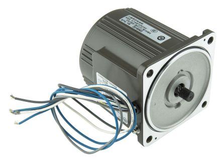 M8mx25g4yga Panasonic M8m Reversible Induction Ac Motor 25 W 3 Phase 4 Pole 230 V Ac