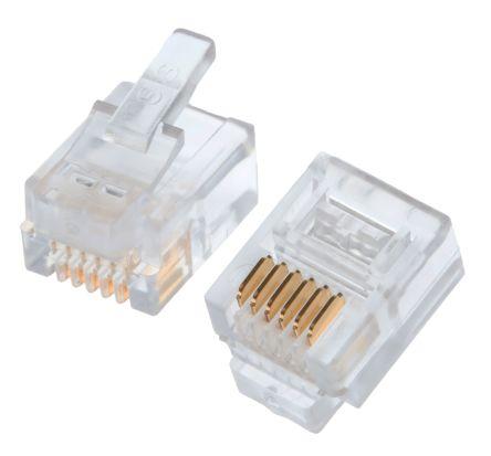 Rj25 connector