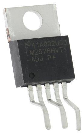 texas instruments lm2576hvt-adj/lb03 降压 ,反相 开关稳压器, 60 v