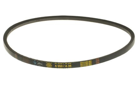 V Belt, belt section A, 914mm length