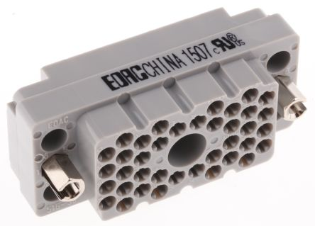 EDAC EDAC516 Series, 38 Way Heavy Duty Power Connector Socket