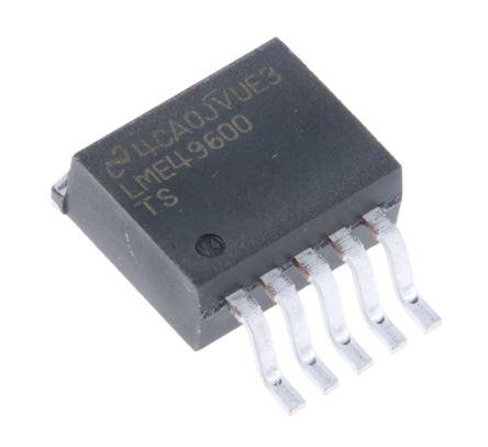 texas instruments lme49600ts/nopb 音频缓冲器,  85 °c, 5引脚 to