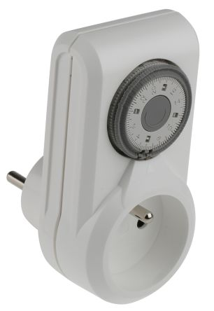 legrand analog timer switch manual