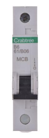 F0569710 03 61 b06 crabtree 6a type b miniature circuit breaker crabtree crabtree starbreaker fuse box at reclaimingppi.co