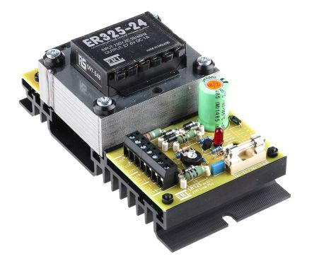 Embedded Linear Power Supply Open Frame, 220 → 240V ac Input, 27.6V dc Output, 1A