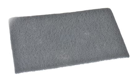Norton Fine Abrasive Hand Pad, Silicon Carbide, 228.6mm x 152.4mm Bear-Tex