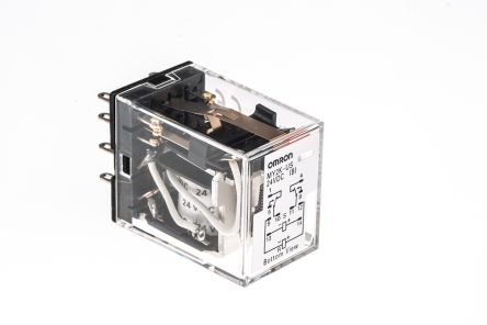 F0803304 01 my2k 24dc dpdt surface mount latching relay 3 a, 24v dc for use omron my2k wiring diagram at creativeand.co