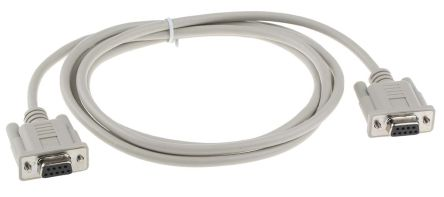 serial cable assembly m ways female to serial cable assembly 1 8m 9 ways female to female db9 to db9