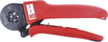 RS Pro Ratchet Crimping Tool, Bootlace Ferrule, Minimum 0.14mm² ...
