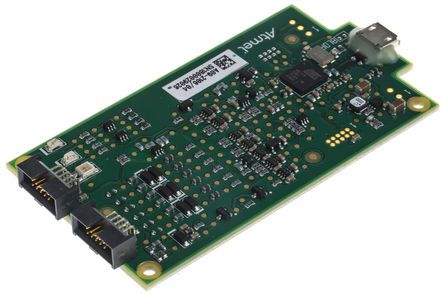 microchip technology sam g 处理器系列 印刷电路板组件 开发套件 at