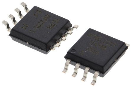 microchip technology avr 系列 8 bit avr mcu attiny85-20sh, 20mhz