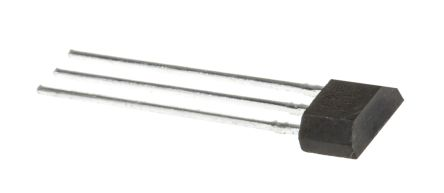 Honeywell SS411A, Bipolar Hall Effect Sensor, 3.8 → 30 V dc, 3-Pin
