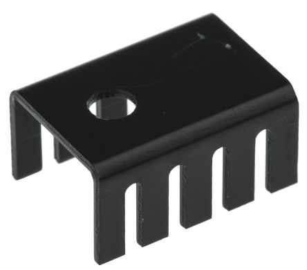 Heatsink, TO-220, 24K/W, 19 x 13.5 x 9.5mm, Screw