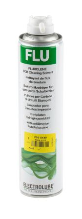 Electrolube 400 ml aerosol Flux Remover for PCBs