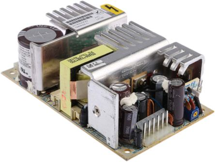 Artesyn Embedded Technologies 80W Triple Output Embedded Switch Mode Power Supply SMPS, 1 A, 2 A, 8 A, 5 V, 12 V, 24 V