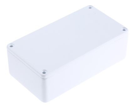 5000 Aluminium Enclosure, IP54, Shielded, 120 x 66 x 40mm