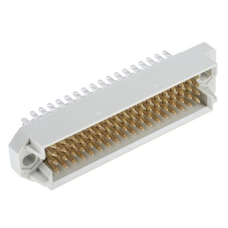 TE Connectivity RP300 Series, 72 Way Rectangular Connector Plug