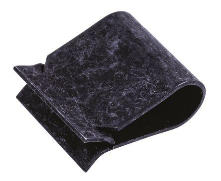Richco Sheet Metal Clip Zinc Phosphate Coated Steel U