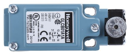 Glcb01a1a Ip66 Snap Action Limit Switch Roller Lever