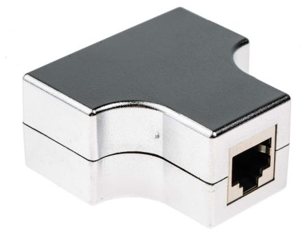 connecteur rj45 2 voies 5 blind genre femelle. Black Bedroom Furniture Sets. Home Design Ideas