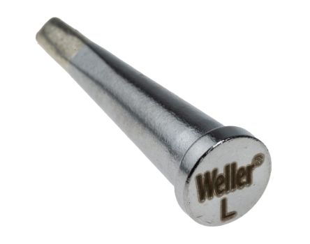 t0054441499 weller lt l 2 mm straight chisel soldering iron tip for use with mpr 80 wp80. Black Bedroom Furniture Sets. Home Design Ideas