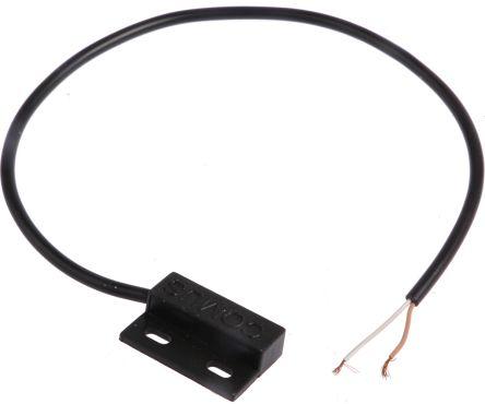 Assemtech Rectangular 100V, NC, 500 mA Reed Switch