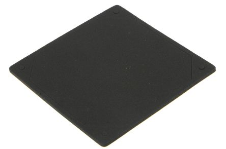 EPDM, Neoprene Fan Gasket, 120 x 120mm