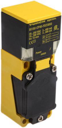 Bi15u Cp40 Fdz30x2 Turck No Nc Inductive Sensor 15 Mm