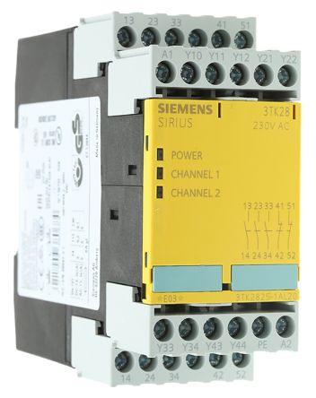 3tk28251al20 sirius 3tk28 safety relay  dual channel Box Type Relay Refrigeration Box Type Relay