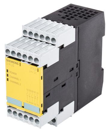 3tk28251bb40 sirius 3tk28 safety relay  dual channel  24 Refrigerator Compressor Start Relay Diagram ABB Relays Manuals