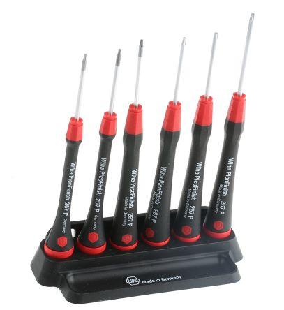 24002 wiha tools 6 pieces electrical torx screwdriver set wiha tools. Black Bedroom Furniture Sets. Home Design Ideas