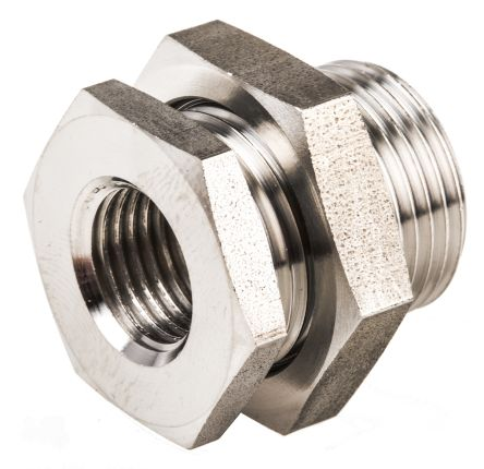 Stainless Steel Glass Adaptor