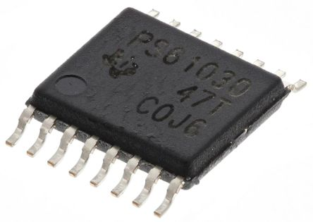 texas instruments tps61030pwp 升压转换器, 1.8 → 5.