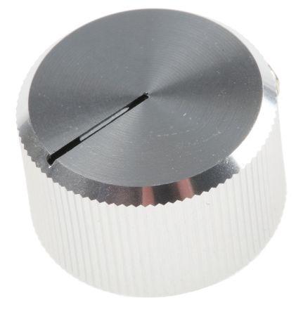| Bouton rotatif en aluminium pour potentiomètre, Corps ...