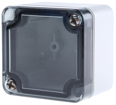 TK PC Plastic Enclosure, IP66, 52 x 50 x 35mm