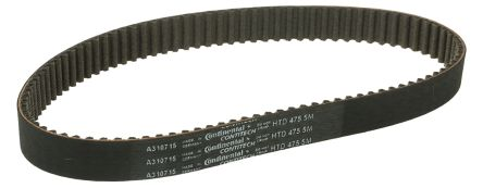475 5m 15 Contitech Synchrobelt Htd Timing Belt 95
